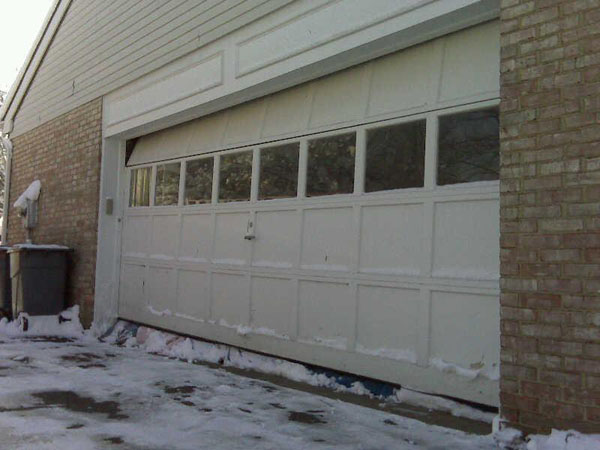 emergency repair steel doors in and garage installation city door pittsburgh replacement